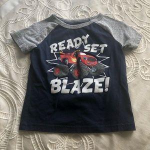 """Jumping Beans """"Blaze"""" T-shirt 3T"""